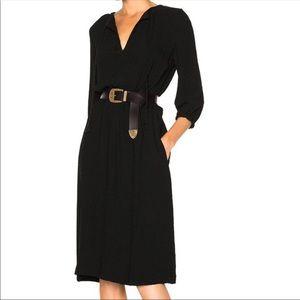 A.P.C. Rue Madame Paris Mona dress black